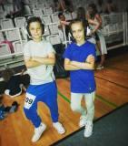 Lejla Kristan in Maks Vehovec, 13.mesto (hip hop duo otroci)